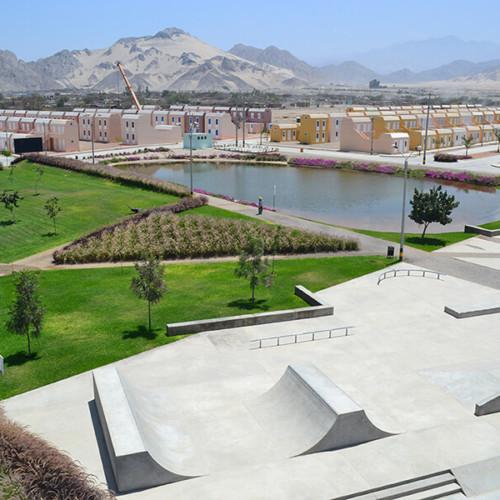 Viviendas industrializadas en Perú